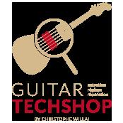 Guitar Techshop - Luthier Nord - Lille - Valenciennes - Bruille St Amand