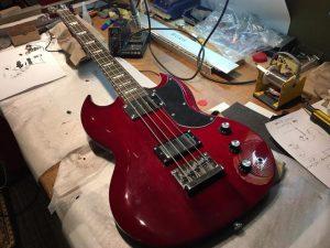 Basse - Electronique - Guitar Techshop