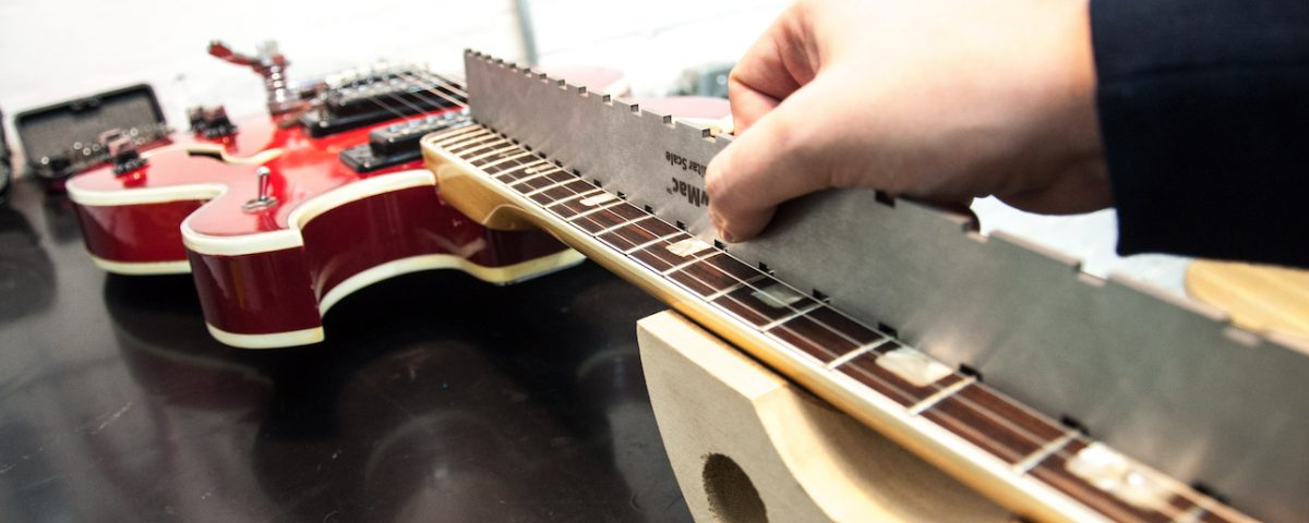 Régler sa guitare - Guitar Techshop