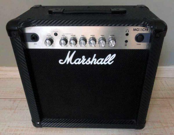 Ampli Marshall MG15CFR