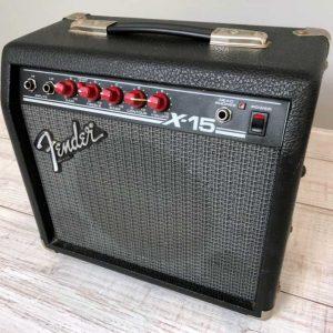 Ampli Fender X-15